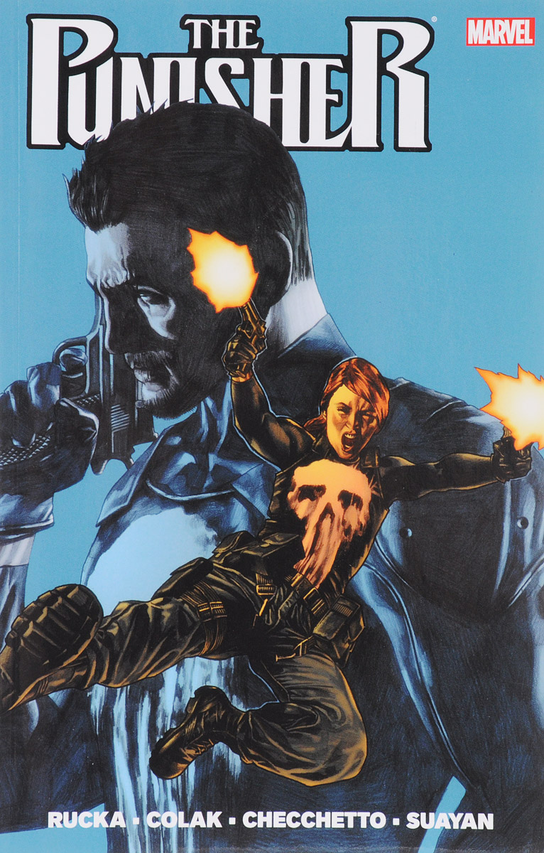 The Punisher: Volume 3 what she left