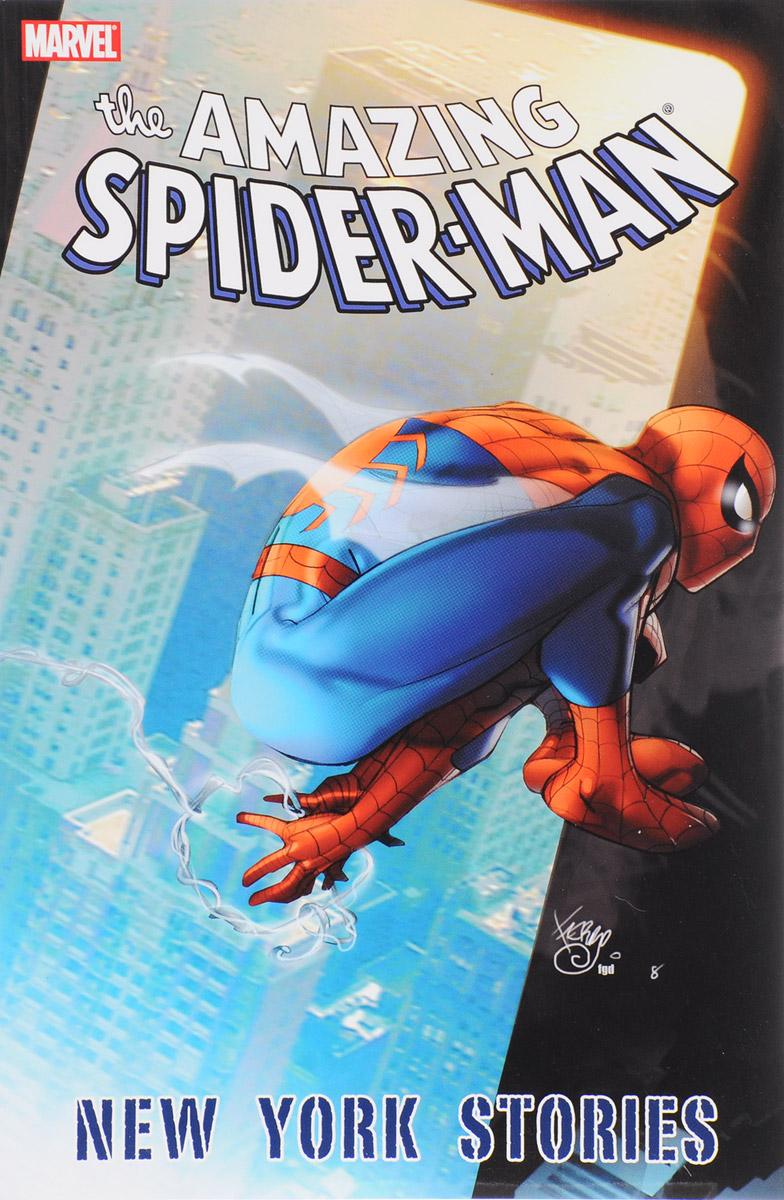 Spider-Man: New York Stories marcos