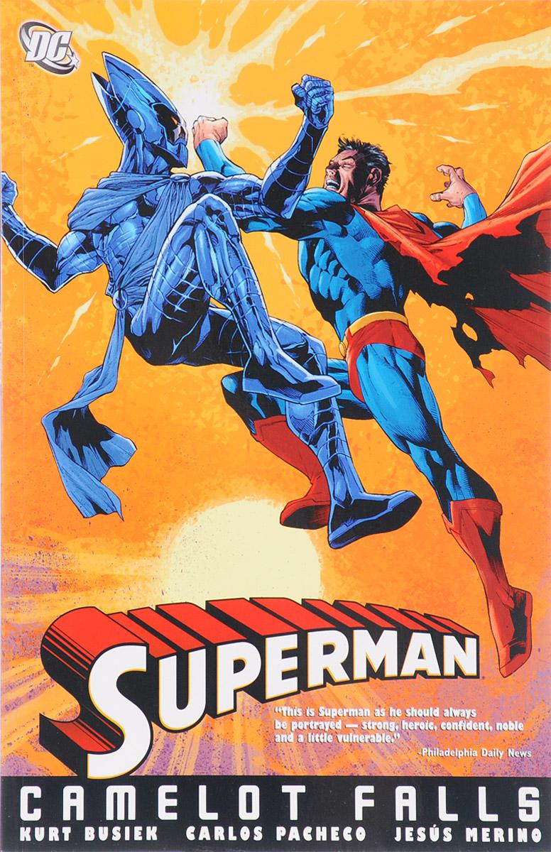 Superman: Camelot Falls: Level 2 designing camelot