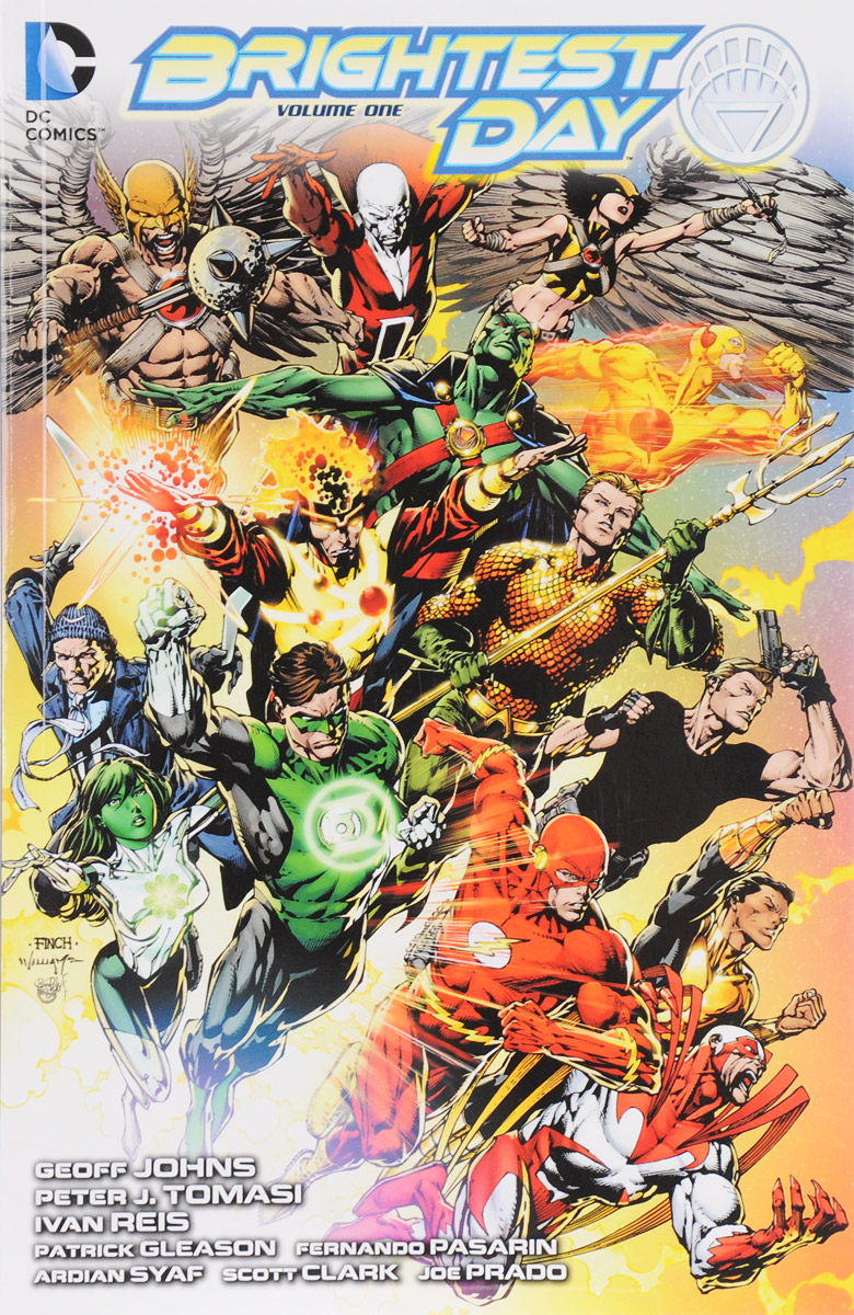 Brightest Day: Volume 01 b p r d hell on earth volume 6 the return of the master