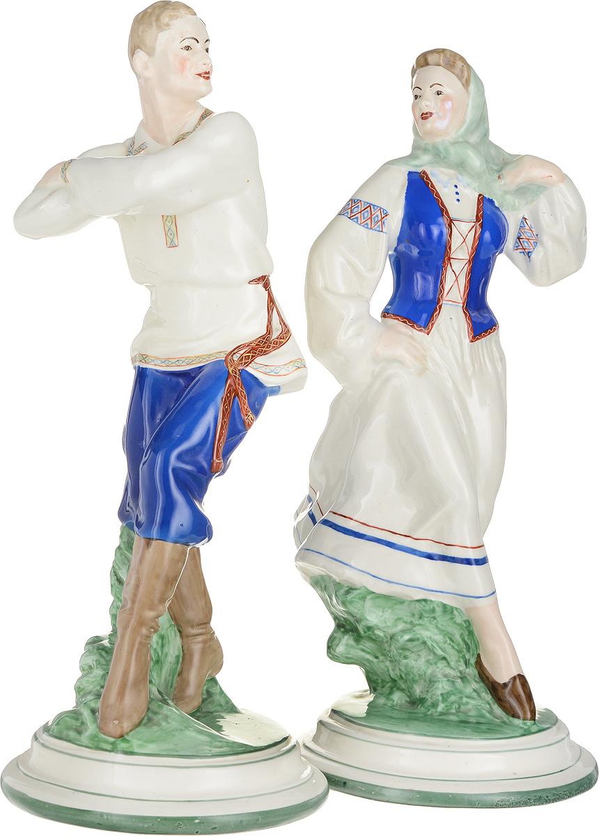 Комплект из 2 статуэток