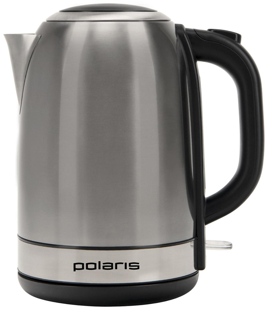Polaris PWK 1859CA электрический чайник008502Стильный чайник Polaris PWK 1859CA в стильном корпусе из высококачественной нержавеющей стали создаст особую атмосферу и подчеркнет индивидуальность вашей кухни.Удобный в использовании чайник имеет отсек для хранения шнура и вращающийся корпус, который поворачивается на 360°, что делает его очень удобной моделью.Но самым главным достоинством этого чайника является фильтр для очистки воды, который очистит жесткую водопроводную воду от вредных элементов.