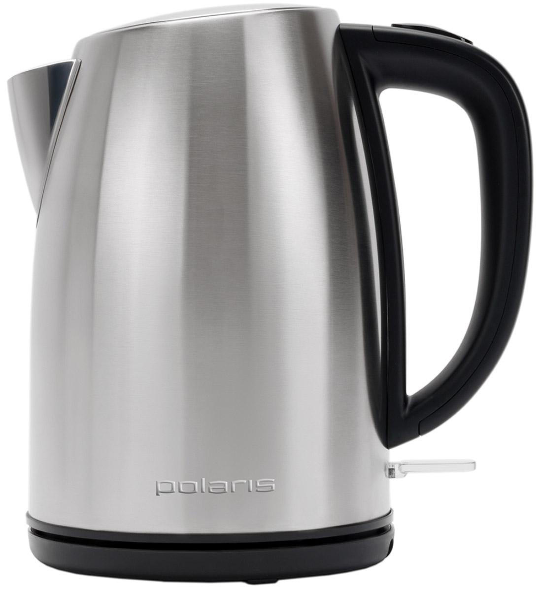 Polaris PWK 1870CA электрический чайник008501Электрический чайник Polaris PWK 1870CA в стильном корпусе из высококачественной нержавеющей стали создаст особую атмосферу и подчеркнет индивидуальность вашей кухни.Мощный нагревательный элемент позволяет вскипятить 1,8 литра воды за считанные минуты.Съемный моющийся фильтр предотвращает попадание мелких частиц накипи в чашку, благодаря чему вода всегда будет чистой и приятной на вкус.Функция автоматического отключения при закипании или недостаточном количестве воды обеспечивает безопасное использование прибора и экономию электроэнергии.