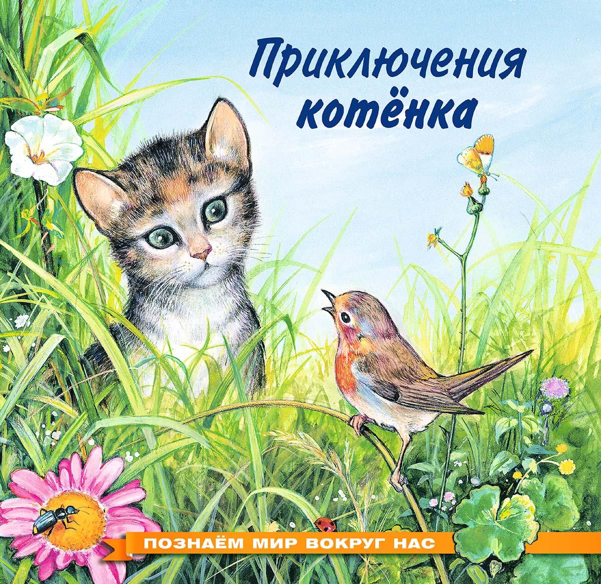 И. В. Гурина Приключения котенка