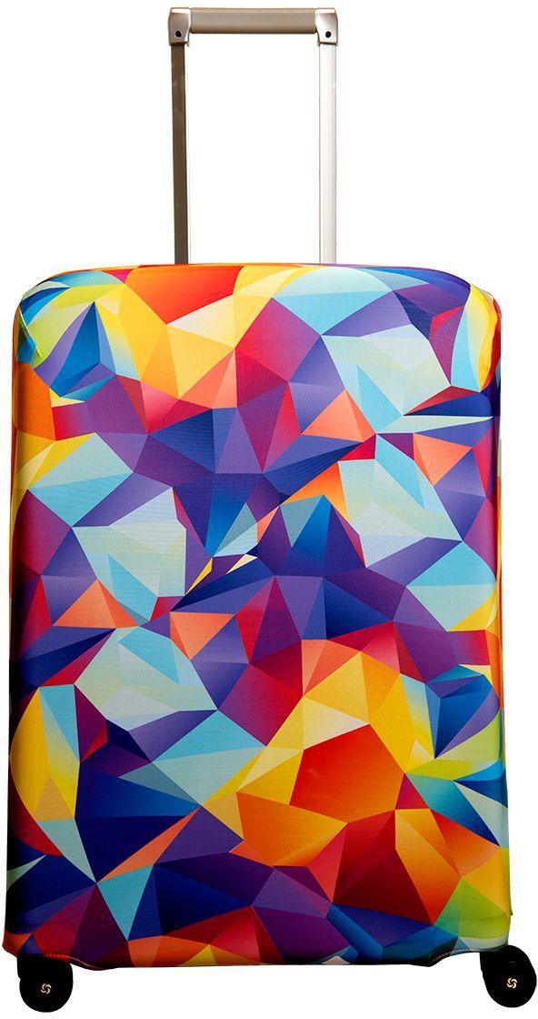 Чехол для чемодана Routemark Fable, размер M/L (65-74 см)Fab-M/LЧехол Routemark подходит для чемоданов средних размеров высотой от 65 до 74 см (24-28 inch) (мерить от пола). Изготовлен из спандекса (240 г/2м) и имеет упрочнённые швы.Чехлы Routemark отличаются плотным материалом и наличием 2 специальных потайных молний для боковых ручек с двух сторон. Внизу чехла - молния трактор, дополнительная резинка с фастексом для лучшей усадки. В комплекте предусмотрен отдельный аксессуар - мешочек, который можно использовать для разных других полезных мелочей (например, для хранения салфеток, денег, солнцезащитных очков, телефона, карты от номера и т.д.). У чехла стойкая сублимационная печать.Чехол можно стирать в стиральной машине.
