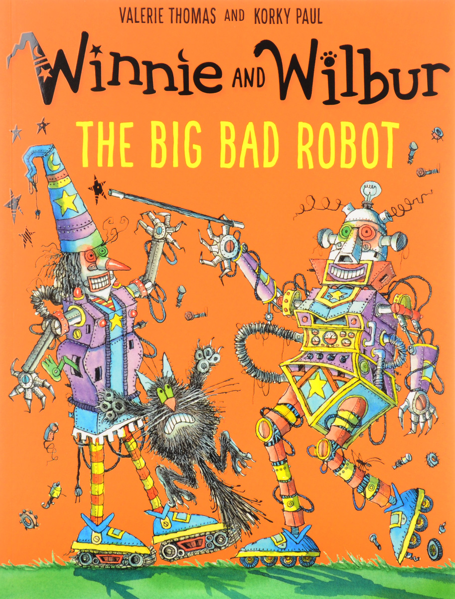 Winnie and Wilbur: The Big Bad Robot lonely robot lonely robot the big dream 2 lp cd