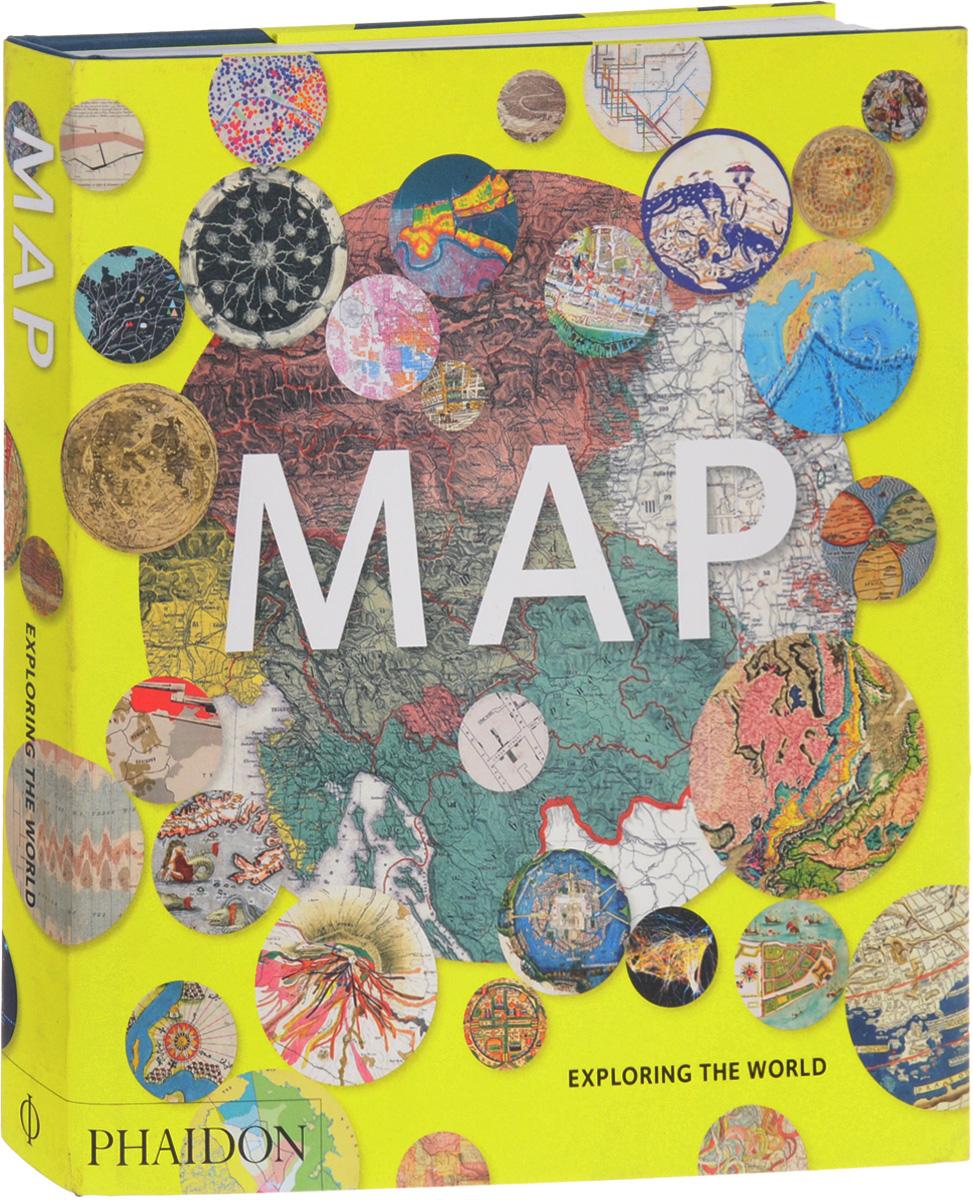 John Hessler Map: Exploring The World great maps