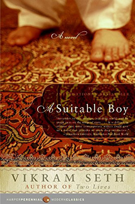 A Suitable Boy vikram seth a suitable boy