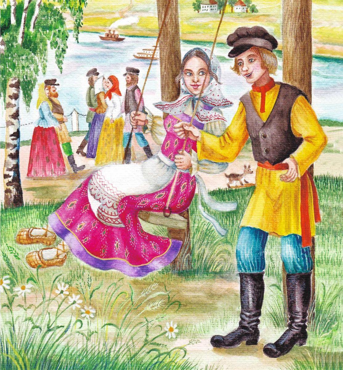 Открытка квадратная Даринчи № 50, формат А5. А5_50А5_50Замечательная поздравительная открытка