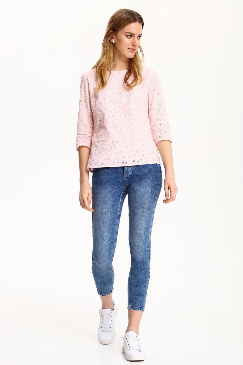 Джинсы женские Top Secret, цвет: синий. SSP2437NI. Размер 40 (48)SSP2437NIСтильные женские джинсы Top Secret - джинсы высочайшего качества на каждый день, которые прекрасно сидят. Модель изготовлена из высококачественного комбинированного материала. Эти модные и в тоже время комфортные джинсы послужат отличным дополнением к вашему гардеробу. В них вы всегда будете чувствовать себя уютно и комфортно.