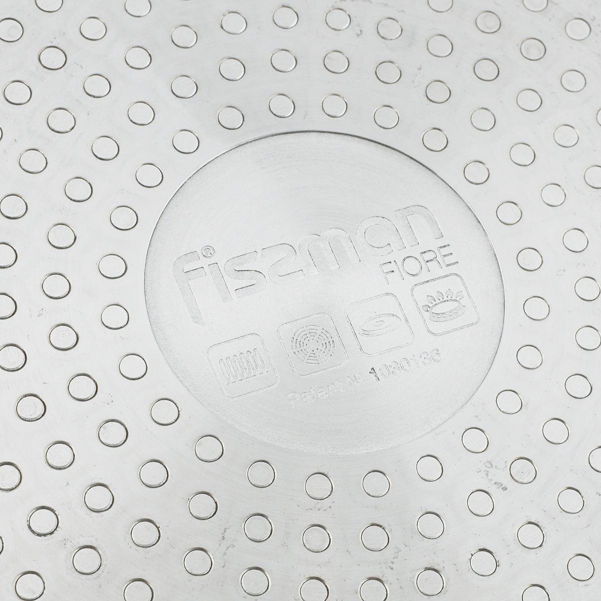 Блинная сковорода Fissman изготовлена из алюминия с мраморным антипригарным покрытием. Такое покрытие долговечно, безопасно для здоровья и окружающей среды, оно обладает великолепными антипригарными свойствами. Сковорода оснащена удобной ручкой, которая не нагревается в процессе приготовления пищи и не скользит в мокрых руках.Сковорода Fissman создана, чтобы удовлетворить потребности самых взыскательных кулинаров и профессиональных шеф-поваров. Это результат сочетания уникального производственного процесса, современного дизайна, непревзойденного качества и использования передовых сертифицированных материалов. Подходит для использования на газовых, электрических, стеклокерамических и индукционных плитах. Можно мыть в посудомоечной машине. Диаметр крышки: 20 см.Высота стенки: 1,7 см.Длина ручки: 17,5 см.Диаметр индукционного диска: 14,7 см.