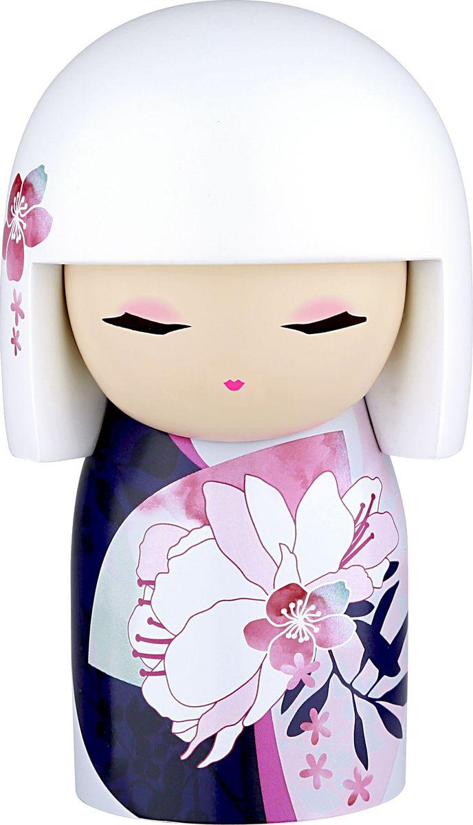 Кукла-талисман Kimmidoll Хироко (Щедрость). TGKFL115TGKFL115Привет, меня зовут Хироко!Я талисман ЩЕДРОСТИ!Мой дух привносит в жизнь цель и процветание. Почитайте мой дух и делитесь с миром тем, что у вас есть. И тогда, взамен, ваша жизнь наполнится богатством и смыслом. Это традиционная японская кукла- Кокеши! (японская матрешка). Дарится в знак дружбы, симпатии, любви или по поводу какого-либо приятного события! Считается, что это не только приятный сувенир, но и талисман, который приносит удачу в делах, благополучие в доме и гармонию в душе!