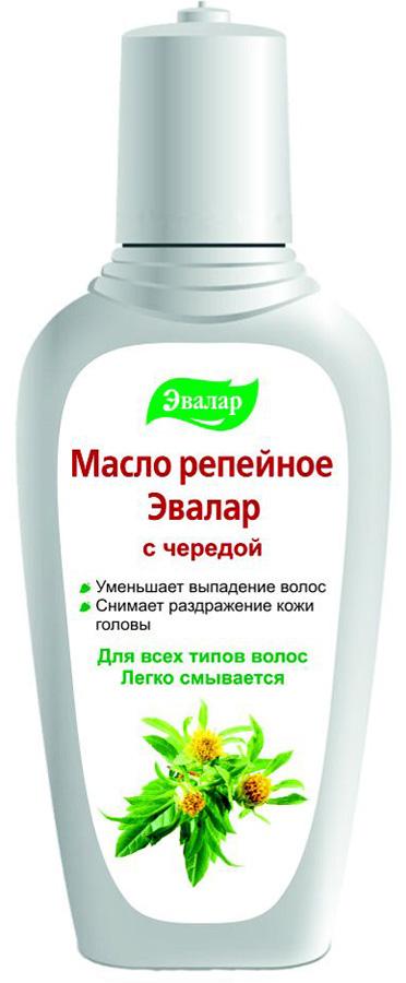 Эвалар Масло репейное с чередой 100 мл (снимает шелушение и зуд)