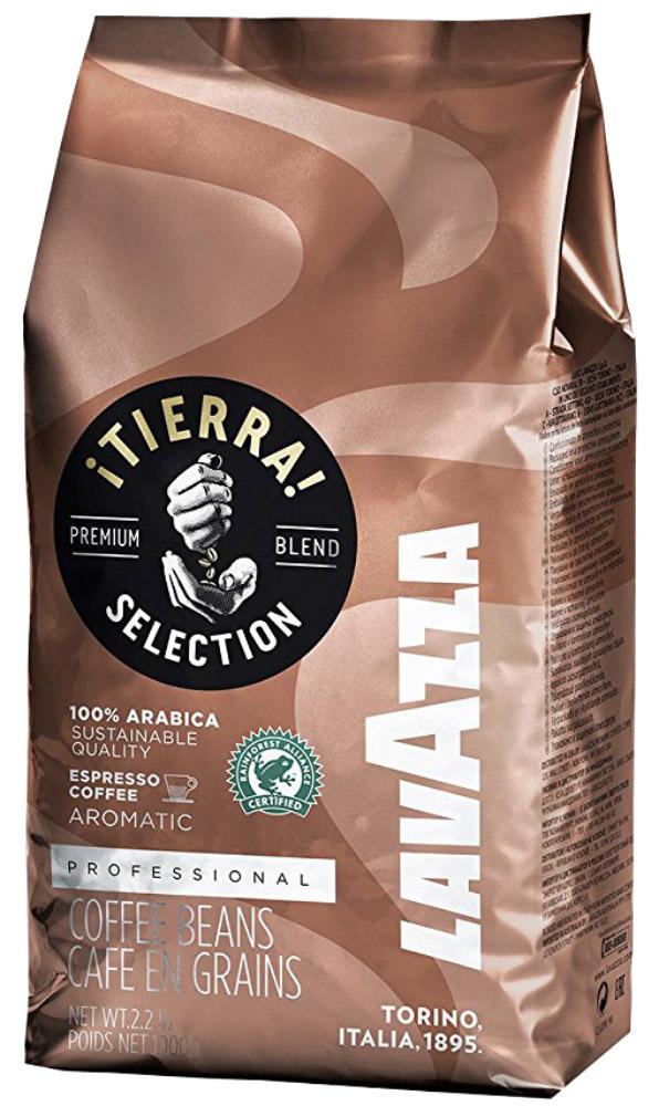Lavazza Tierra Intenso кофе в зернах, 1 кг8000070043329Превосходный купаж 100% Арабики  Premium класса, выращенных в экологически чистых ливневых лесах Колумбии, Перу и Гондураса. Кофе Lavazza Tierra Intenso собирается вручную и купажируется мастерами Lavazza в Италии. Лавацца Тиерра словно зов природы: солнца, земли и ветра. Чуть сладковатый изысканный вкус с едва ощутимой фруктовой кислинкой, обволакивающим ароматом закрутят вас вихрем небывалого наслаждения.Уважаемые клиенты! Обращаем ваше внимание на то, что упаковка может иметь несколько видов дизайна. Поставка осуществляется в зависимости от наличия на складе.