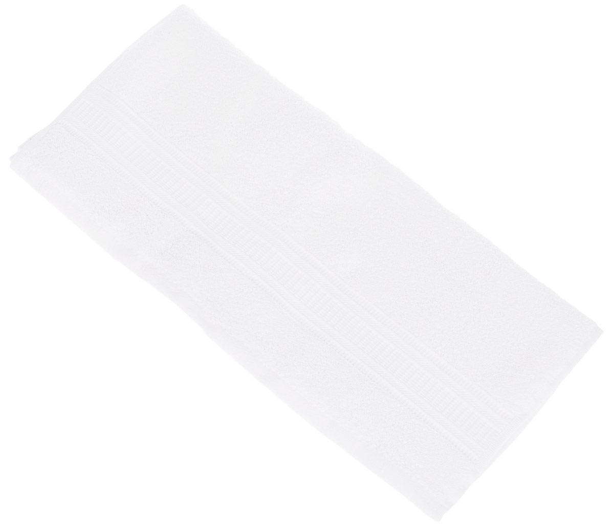 Полотенце TAC Mixandsleep, цвет: белый, 50 х 90 см1201Махровое полотенце TAC Mixandsleep выполнено из приятного на ощупь натурального хлопка кремового цвета и декорировано изящным орнаментом. Полотенце прекрасно впитывает влагу и легко стирается.Полотенце TAC Mixandsleep создаст атмосферу уюта и комфорта в вашем доме.Хлопок - это волшебный цветок, хранящий в своем сердце тепло и нежность. Человек начал использовать волокна этих растений еще в глубокой древности. Этот натуральный материал обладает такими свойствами как гигроскопичность и гипоаллергенность.