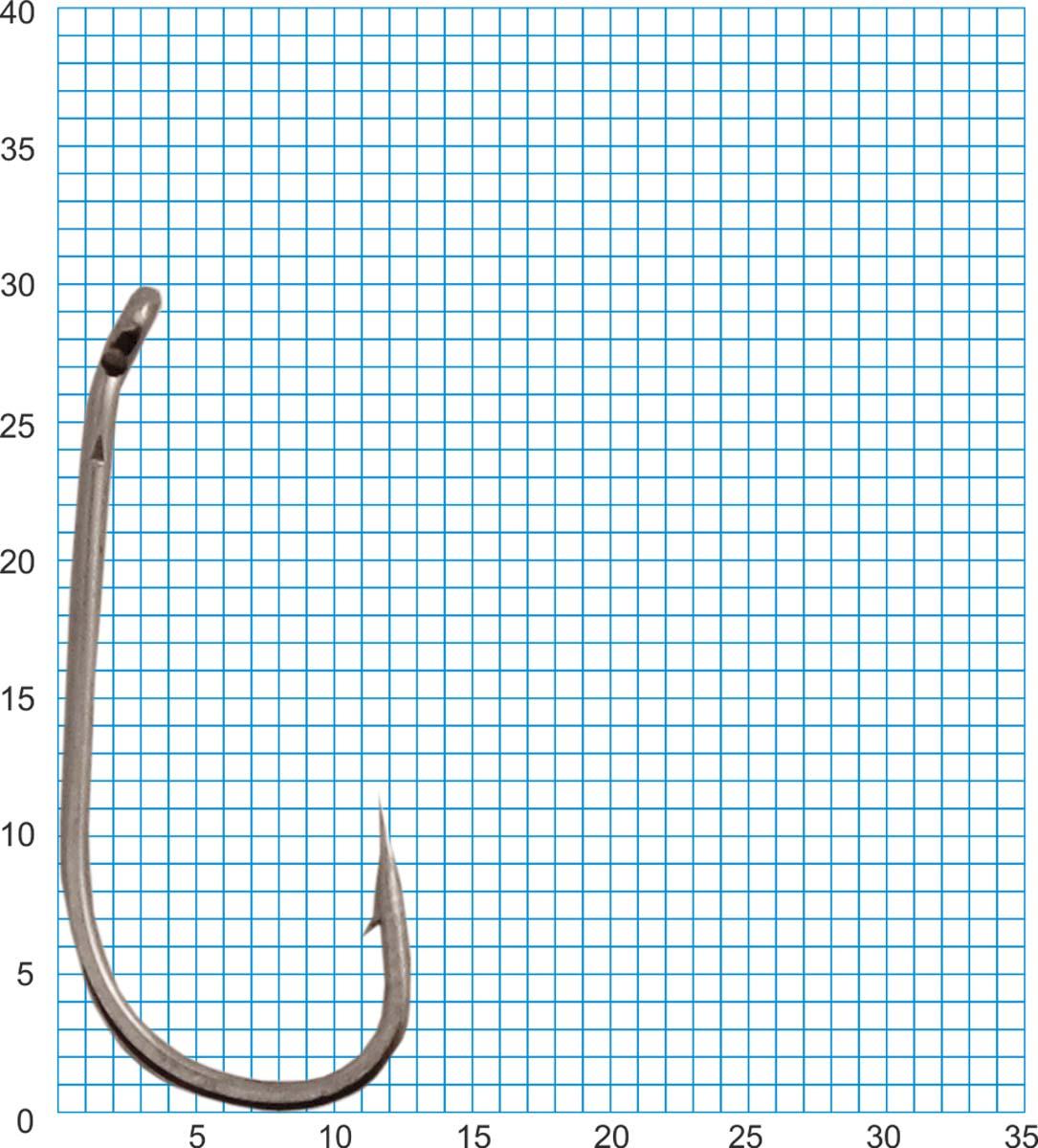 Крючок рыболовный SWD