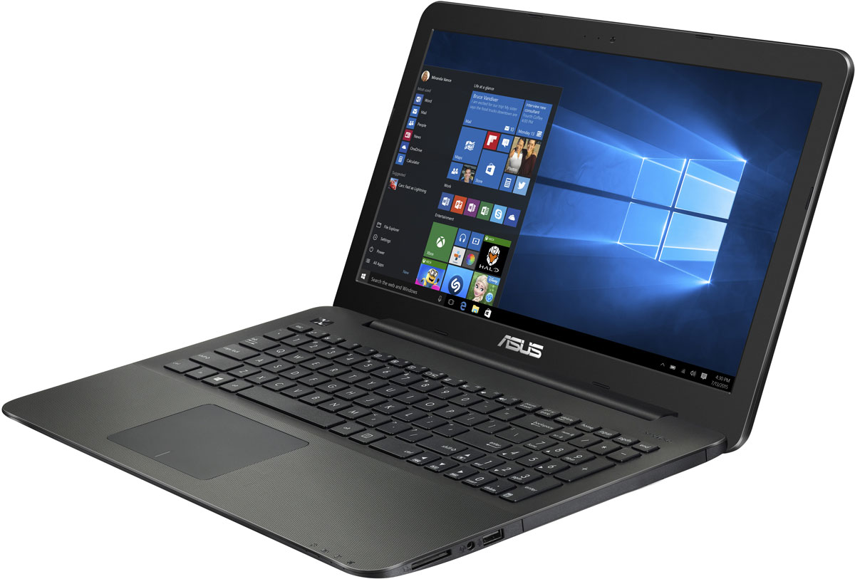 ASUS X555YI (XO180T), Black