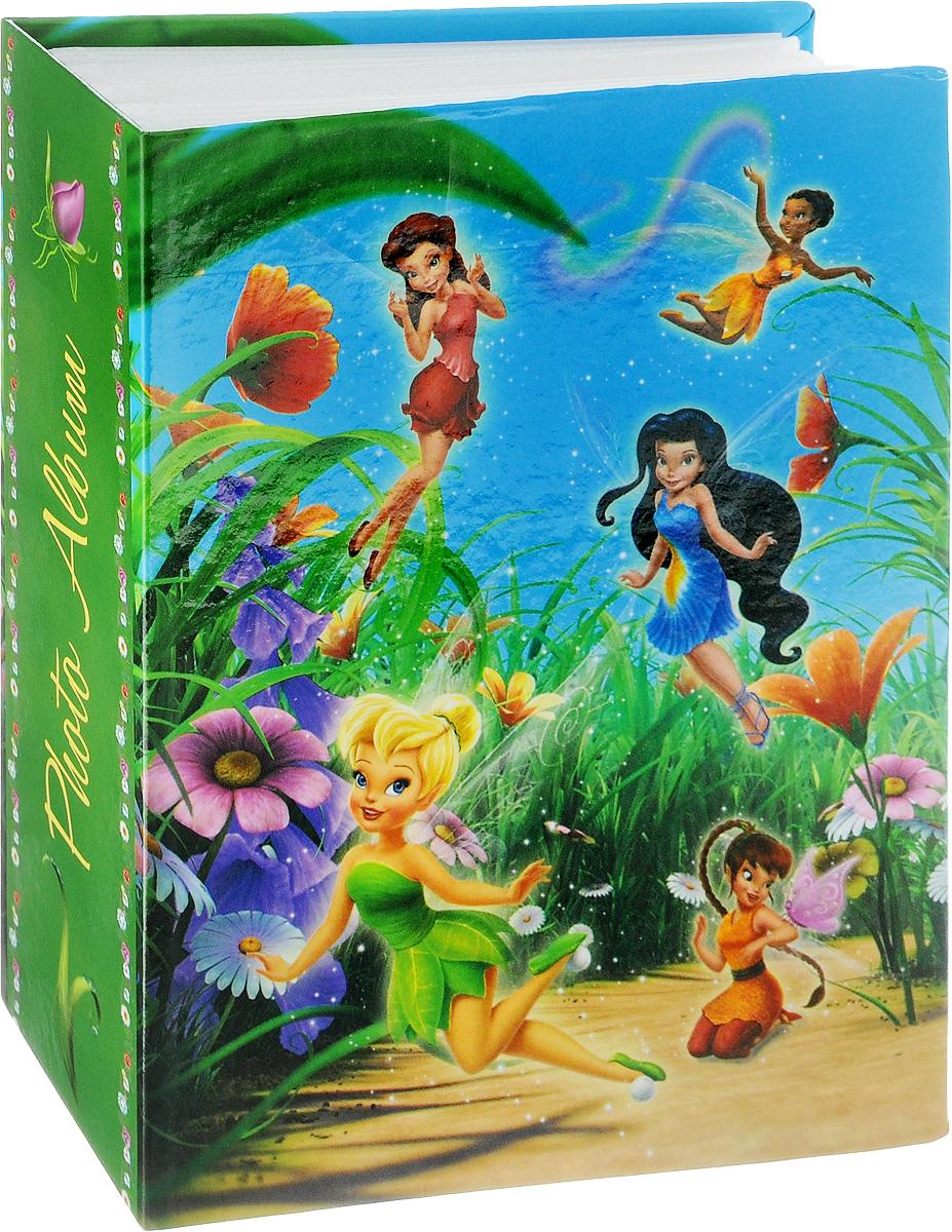 Фотоальбом Pioneer Fairies, 100 фотографий, цвет: голубой, 10 x 15 см фотоальбом окно цвет голубой 100 фотографий 10 х 15 см
