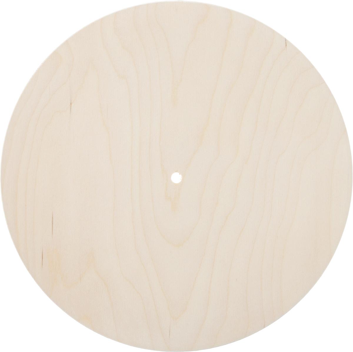 Zakazat.ru: Заготовка деревянная Decoriton Основа под часы №1, 28 х 1,2 x 0,9 см