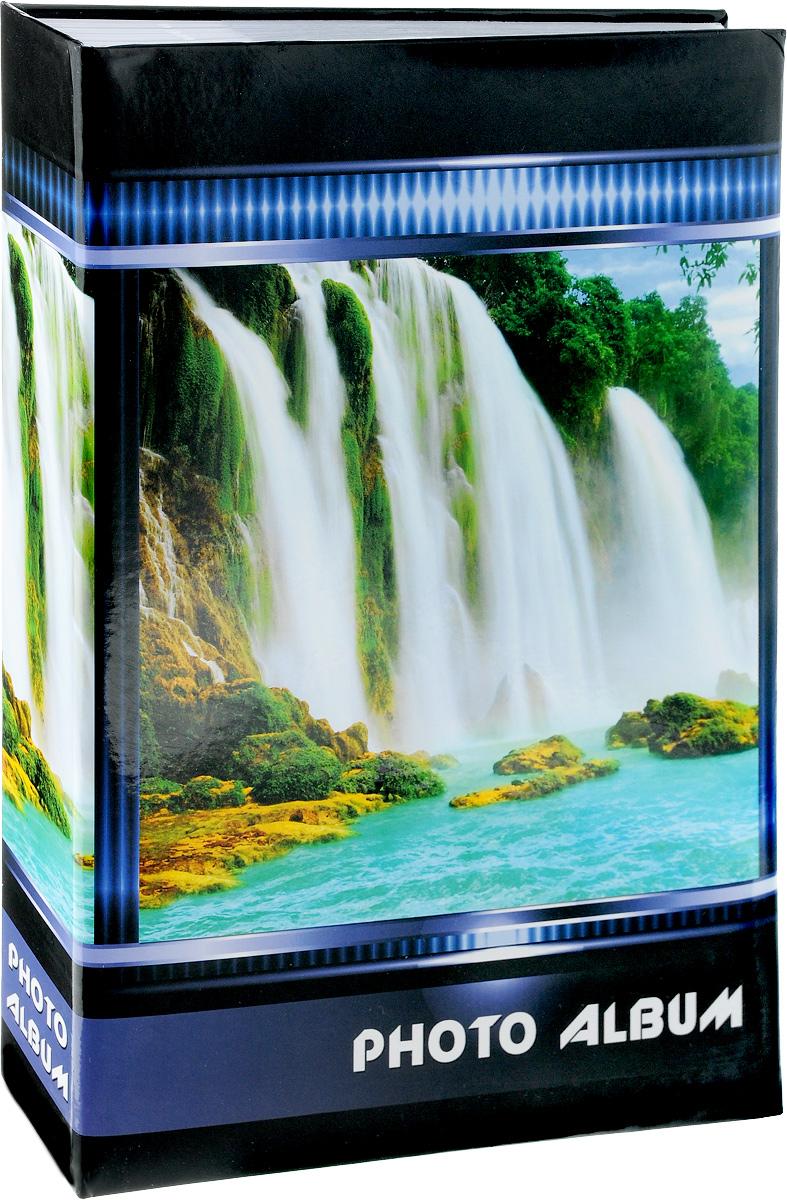 Фотоальбом Pioneer Waterfalls, 300 Фотографий, 10 x 15 см46525 AG46300/CФотоальбом Pioneer Waterfalls позволит вам запечатлеть незабываемые моменты вашей жизни, сохранить своиистории и воспоминания на его страницах. Обложка из искусственной кожи оформлена оригинальным принтом.Фотоальбом рассчитан на 300 фотографии форматом 10 x 15 см. Такой необычный фотоальбом позволит легкозаполнить страницы вашей истории, и с годами ничего не забудется. Тип обложки: Ламинированный картон. Тип листов: бумажные. Тип переплета: клеевой. Материалы, использованные в изготовлении альбома, обеспечивают высокое качество хранения ваших фотографий,поэтому фотографии не желтеют со временем.