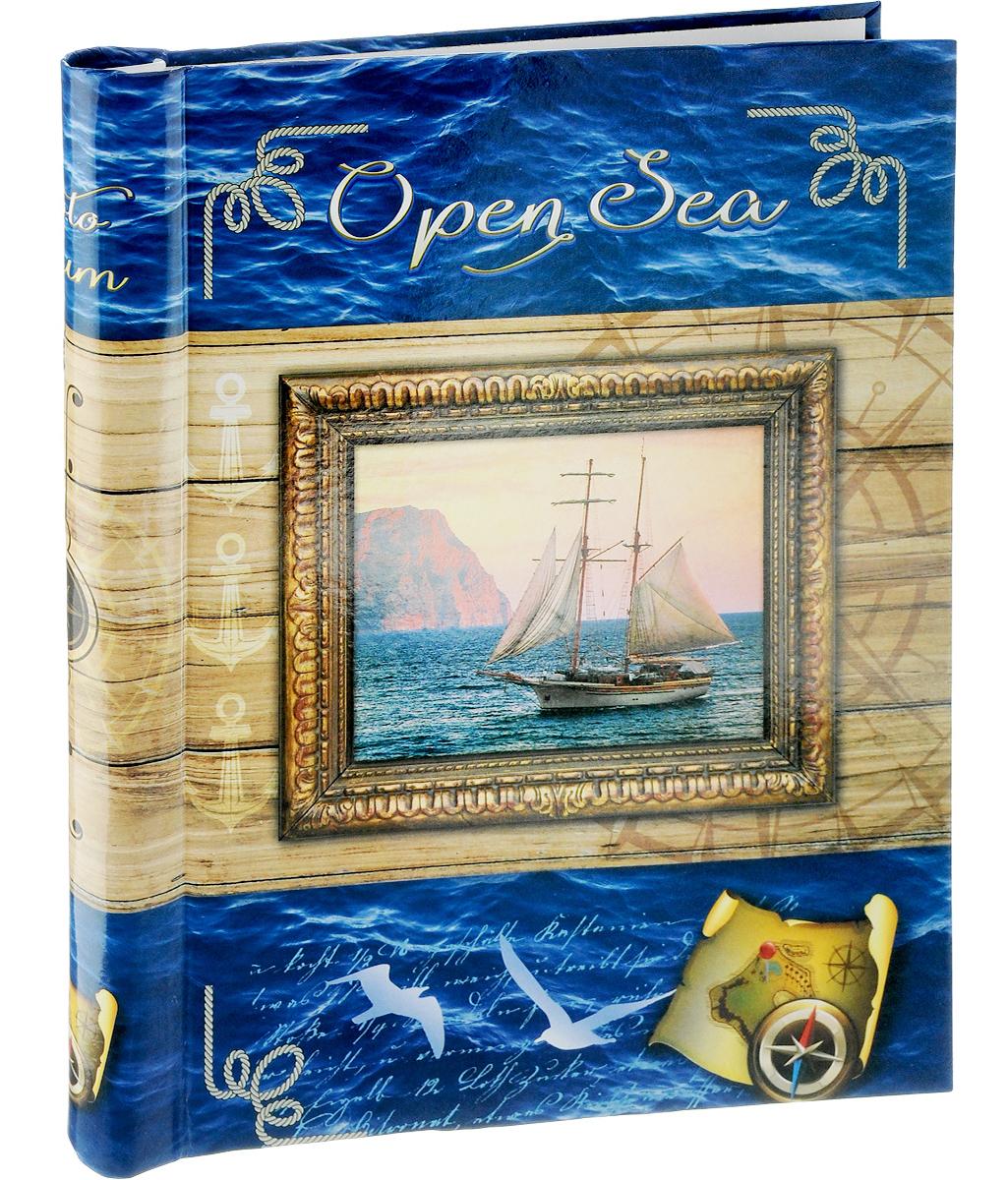 Фотоальбом Pioneer Open Sea, 10 магнитных листов, цвет: синий, песочный, 23 х 28 см46404 AP102328SAФотоальбом Pioneer Open Sea позволит вам запечатлеть незабываемые моменты вашей, сохранить свои истории и воспоминания на его страницах. Обложка из толстого картона оформлена оригинальным принтом. Фотоальбом рассчитан на 10 фотографии форматом 23 х 28 см. Такой необычный фотоальбом позволит легко заполнить страницы вашей истории, и с годами ничего не забудется.Тип обложки: Ламинированный картон.Тип листов: магнитные.Тип переплета: спираль.Материалы, использованные в изготовлении альбома, обеспечивают высокое качество хранения ваших фотографий, поэтому фотографии не желтеют со временем.