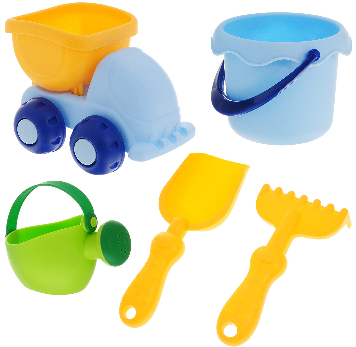 Baby Trend Набор для песочницы 5 предметов полесье набор для песочницы 406