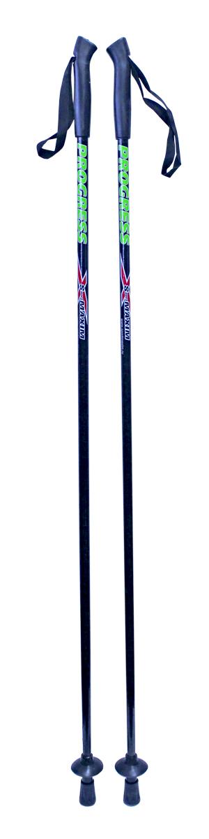 Палки для скандинавской ходьбы, 125 см, 2 шт0062558Треккинговые палочки для любителей активного пешего отдыха и скандинавской ходьбы.Лёгкие, надёжные и травмобезопасные треккинговые палочки для скандинавской ходьбы, обладающие прекрасными упругими свойствами. Способны выдерживать высокие нагрузки при отсутствии остаточной деформации стержня. Усиленный наконечник палки сделан из твердого сплава, который практически не стирается. Форма наконечника позволяет ему уверенно держать на любом рельефе.Характеристики Лёгкость и высокая надёжность Усиленный наконечник из твёрдого сплава Отсутствие остаточной деформации Травмобезопасность