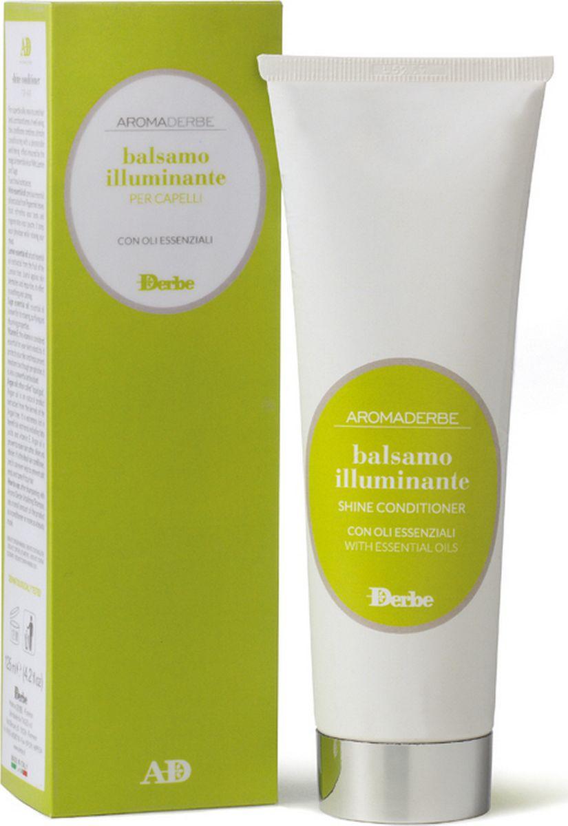 Derbe Кондиционер для волос AromaDerbe, 125 мл кондиционеры для волос derbe кондиционер для волос aromaderbe