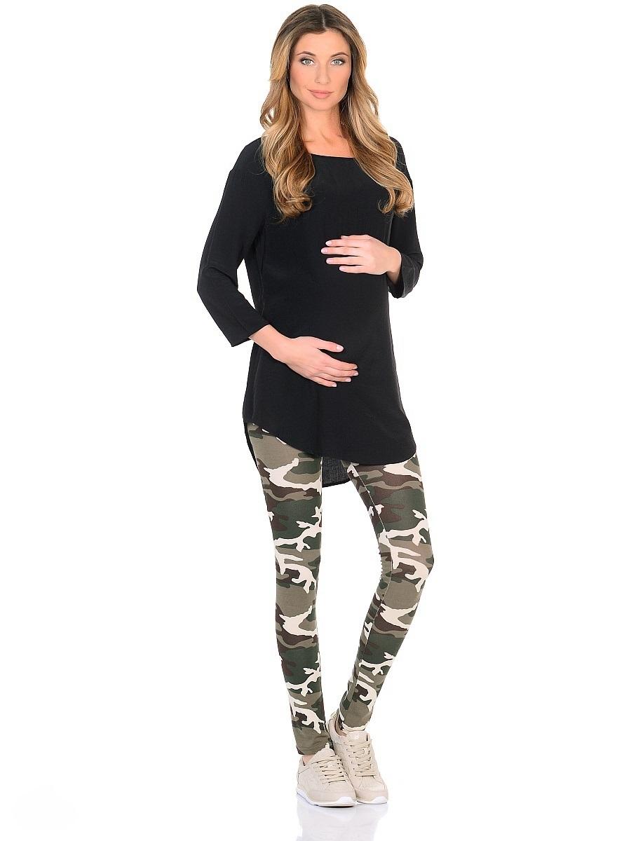 Леггинсы для беременных 40 недель, цвет: хаки. 104128. Размер 44104128Модные леггинсы для беременных от бренда 40 недель выполнены в стильной камуфляжной расцветке. Комфортные и приятные к телу, с низкой посадкой под живот и регулируемой резинкой в поясе, они хорошо садятся по фигуре в любой период беременности и после. Защитный окрас в стиле милитари украшает, интересно смотрится на женской фигуре, даже в комбинировании со строгими предметами гардероба, так как необычное сочетание придает образу изюминку, подчеркивает особый вкус и индивидуальность.