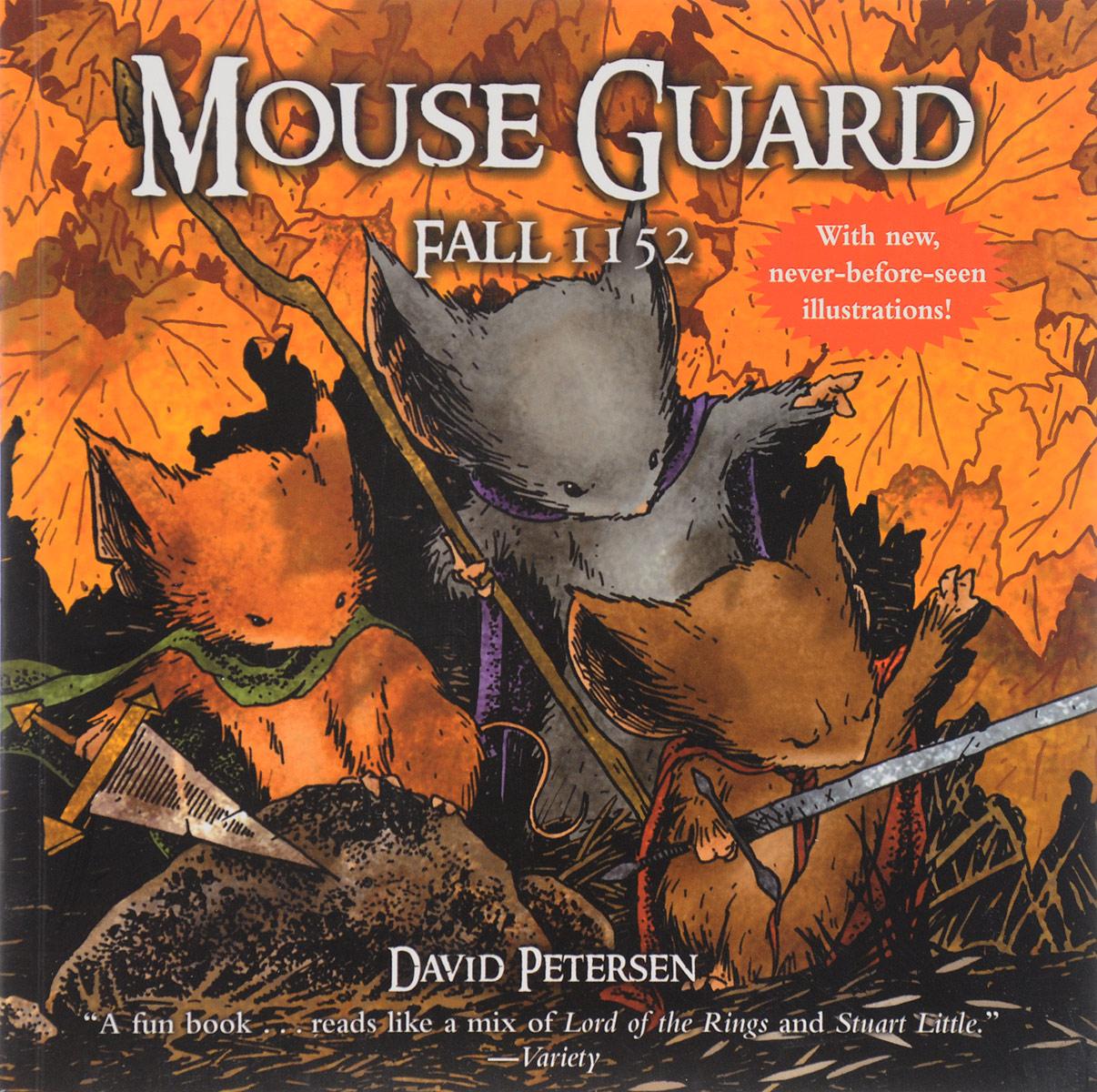 Mouse Guard: Fall 1152 the white guard