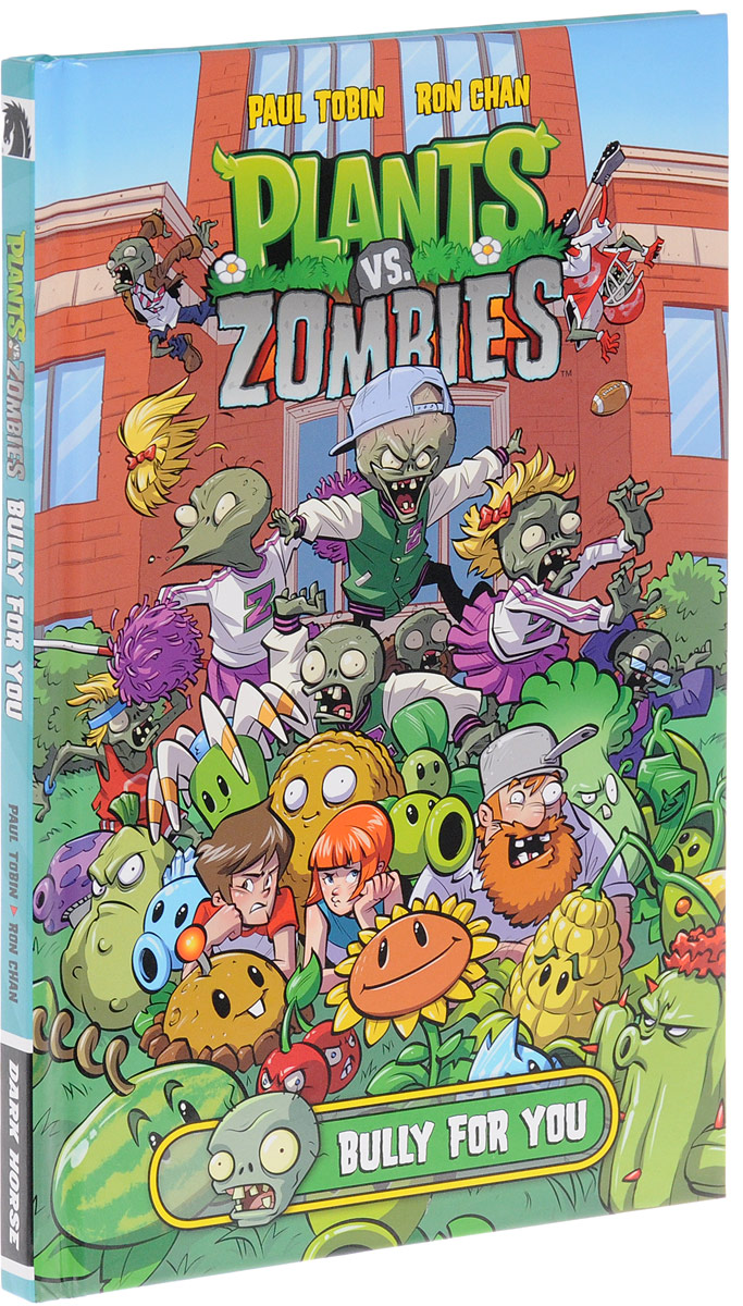 Plants vs. Zombies: Volume 3: Bully for You the zombies колин бланстоун род аргент the zombies featuring colin blunstone