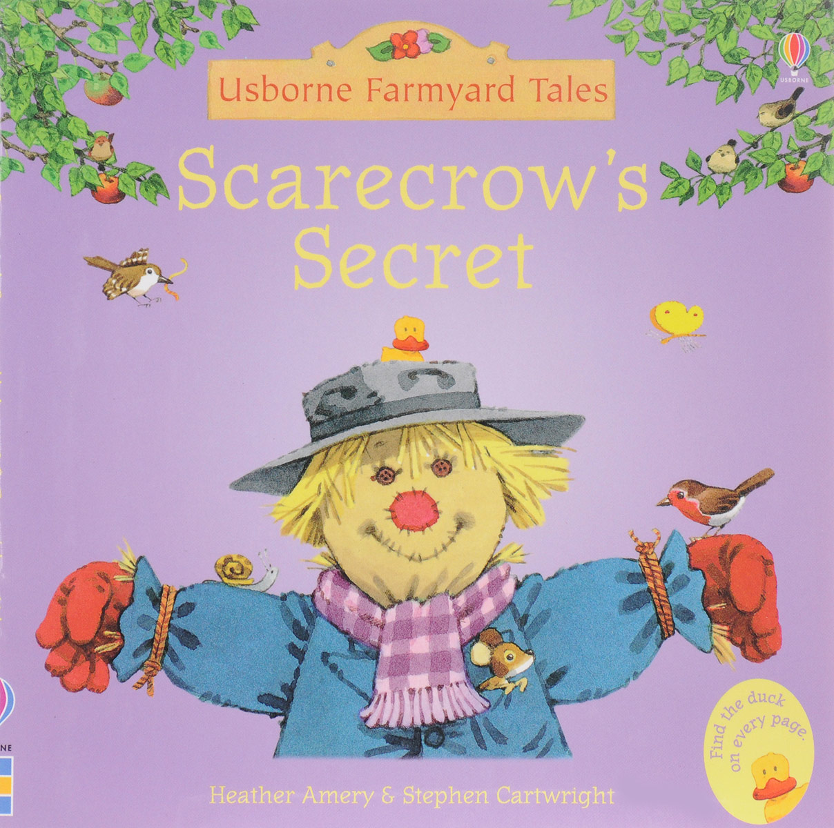 Scarecrow's Secret reading for first student s book