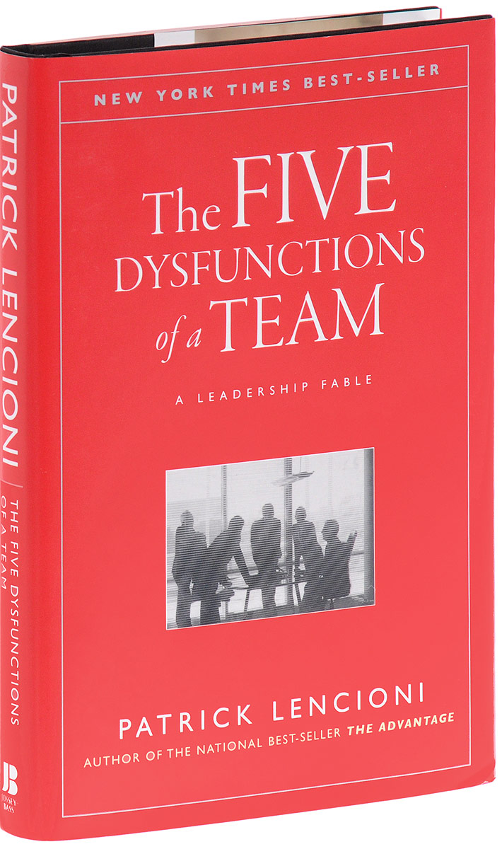 все цены на The Five Dysfunctions of a Team: A Leadership Fable