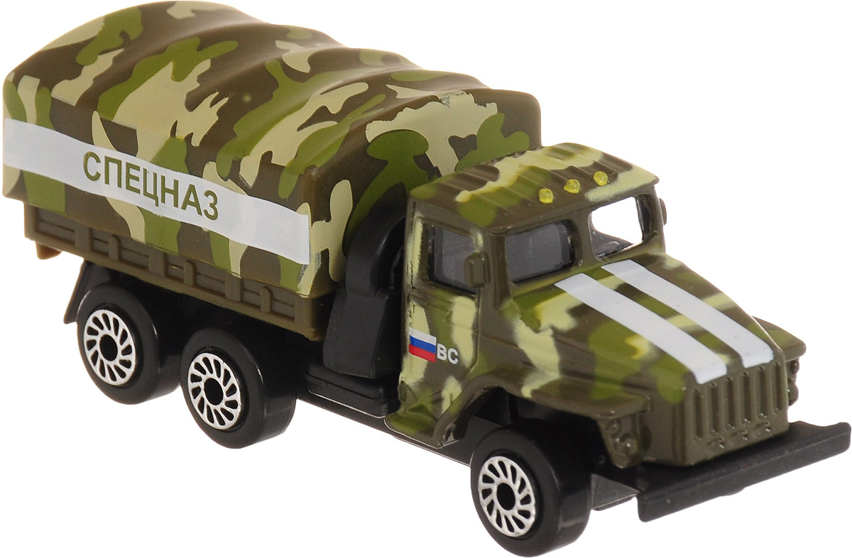 ТехноПарк Автомобиль Урал Спецназ автомобиль в минске фото