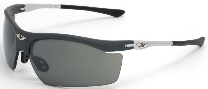 Очки солнцезащитные NRC, цвет: серый. 2101121011Очки солнцезащитные NRC - предназначены, как для езды на велосипеде, так и для многих других видов спорта. Бренд NRC известен собственными фирменными разработками, адаптирующими очки под разные климатические условия, различное время суток, степень освещенности, а также под индивидуальные потребности каждого конкретного пользователя. Особенности: Дымчатые линзыГид по велоаксессуарам. Статья OZON Гид