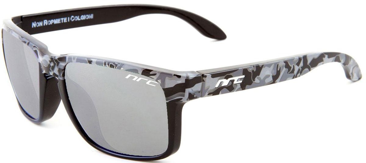 Очки солнцезащитные NRC, цвет: синий. 21047