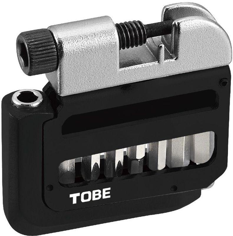 Складной инструмент To Be, 8 в 1. 21292129Складные инструменты B986095Особенности: 6-гранный торцевые ключи 3/4/5/6 мм;Отвертка (+)/(-);Т25;Выжимка цепочных заклепок