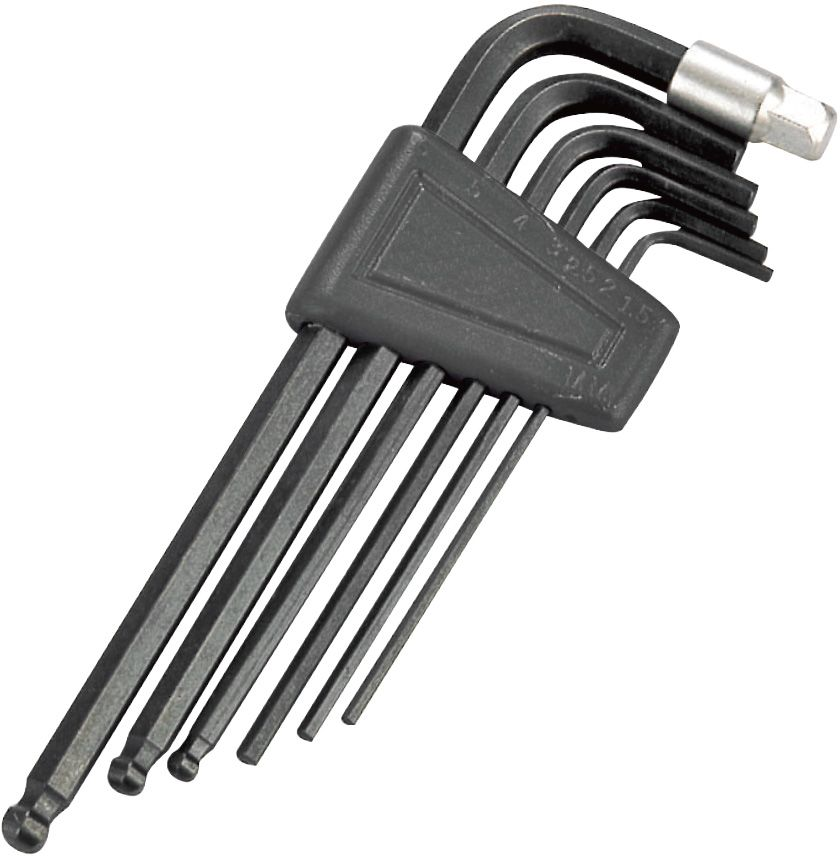Набор 6-гранных ключей To Be. 21332133Шестигранные ключи B7760152/2,5/3/4/5/6/8 мм