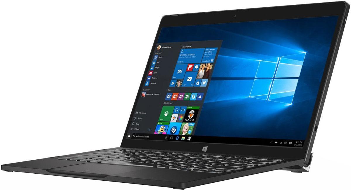 Dell XPS 12 (9250-9518)9250-9518Ноутбук два в одном XPS 12, первый в своем классе оборудованный дисплеем с поддержкой разрешения 4K Ultra HD и новаторским магнитным креплением, легко преобразуется из планшета в ноутбук.В инновационной конструкции ноутбука XPS 12 механические крепления заменены магнитным фиксатором, поэтому клавиатуру можно легко отсоединить одной рукой. Просто поднимите планшет, если вам требуется мобильное решение, или установите его в подставку для эффективной работы.Оцените потрясающее качество изображения на впечатляющем дисплее с диагональю 31,8 см (12,5 дюйма). Используйте опциональное активное перо Dell для заметок или эскизов в Microsoft OneNote с помощью одного щелчка или просто сохраните результаты рукописного ввода с помощью двух щелчков. Фиксируйте свои идеи, делайте заметки, эскизы или наброски с помощью Wacom Bamboo Paper.Восхищайтесь мельчайшими деталями изображения на опциональном сенсорном дисплее UltraSharp 4K Ultra HD (3840 x 2160). Первый дисплей с разрешением Ultra HD 4K в устройствах класса два в одном поддерживает более 8 миллионов пикселей, что в четыре раза превышает число пикселей при разрешении Full HD. Теперь ни одна мельчайшая деталь не ускользнет от вашего взора. Яркость дисплея превышает яркость экрана обычного ноутбука и составляет 400 нит, поэтому качество изображения остается превосходным даже при ярком освещении.Оцените насыщенные и яркие цвета при полностью настраиваемой цветовой гамме. Высокий коэффициент контрастности 1500: 1 обеспечивает отображение самых темных оттенков черного и самых светлых оттенков белого.Дисплей, защищенный стеклом Corning Gorilla Glass NBT, намного более устойчив к царапинам (до 10 раз), чем обычное известково-натриевое стекло, поэтому на экране не появятся потертости, вызванные обычной работой, чисткой или переноской ноутбука.Лучшая версия Windows на лучших системах Dell. Что же в результате? Совершенно новый уровень мощности, эффективности и производительности. Windows 10 поддерживает 