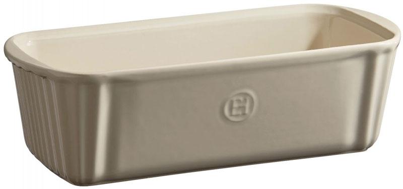 Форма для выпечки Emile Henry, прямоугольная, цвет: кремовый, 27,5 х 13 см026180Форма для выпечки Emile Henry изготовлена из HR-керамики. В изделиях из HR-керамики пироги идеально пропекаются изнутри. Благодаря небольшим ручкам, форму легко перемещать. Изделия Emile Henry прекрасно держат температуру, как низкую, так и высокую, поэтому сервированные в них блюда долго остаются холодными или горячими, в зависимости от того, достали вы их из духовки или из морозильной камеры. Ваши хлебцы, пироги, торты, кексы и рулеты будут восхитительными в посуде Emile Henry.Специализированная коллекция Emile Henry создана специально для домашних десертов.С помощью десертной коллекции вы можете полностью приготовить блюдо и подать его на стол, используя одну форму: без необходимости извлекать блюдо. Керамика – идеальный материал для приготовления пирогов и десертов. Она распределяет тепло равномерно по всей поверхности формы, выпечка равномерно подходит и пропекается. HR-керамика - полностью натуральный материал, который не меняет вкус продуктов во время приготовления даже с использованием высоких температур. Коллекция для десертов обладает утонченным дизайном, который вдохновляет на создание изысканных десертов. Благодаря гладкой внутренней поверхности, форму затем легко помыть.