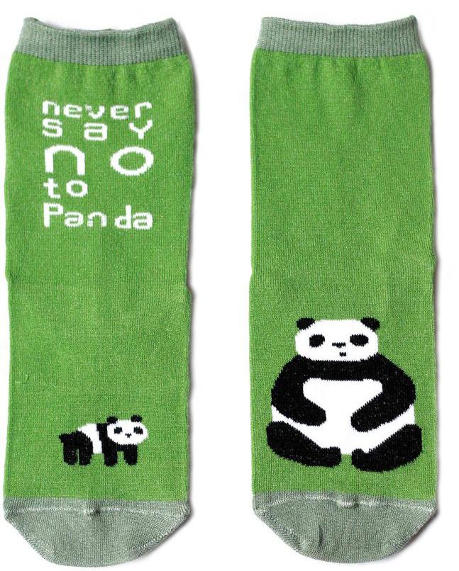 Носки детские Big Bang Socks, цвет: салатовый. n111. Размер 30/34 women ladies lace boat socks antiskid invisible liner no show peep low cut hosiery
