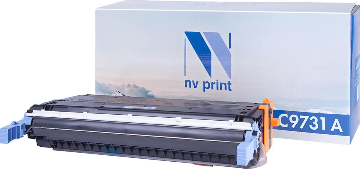 NV Print C9731AC, Cyan тонер-картридж для HP Color LaserJet 5500/5550NV-C9731ACСовместимый лазерный картридж NV Print C9731AC для печатающих устройств HP - это альтернатива приобретению оригинальных расходных материалов. При этом качество печати остается высоким. Картридж обеспечивает повышенную четкость изображения и плавность переходов оттенков и полутонов, позволяют отображать мельчайшие детали изображения.Лазерные принтеры, копировальные аппараты и МФУ являются более выгодными в печати, чем струйные устройства, так как лазерных картриджей хватает на значительно большее количество отпечатков, чем обычных. Для печати в данном случае используются не чернила, а тонер.