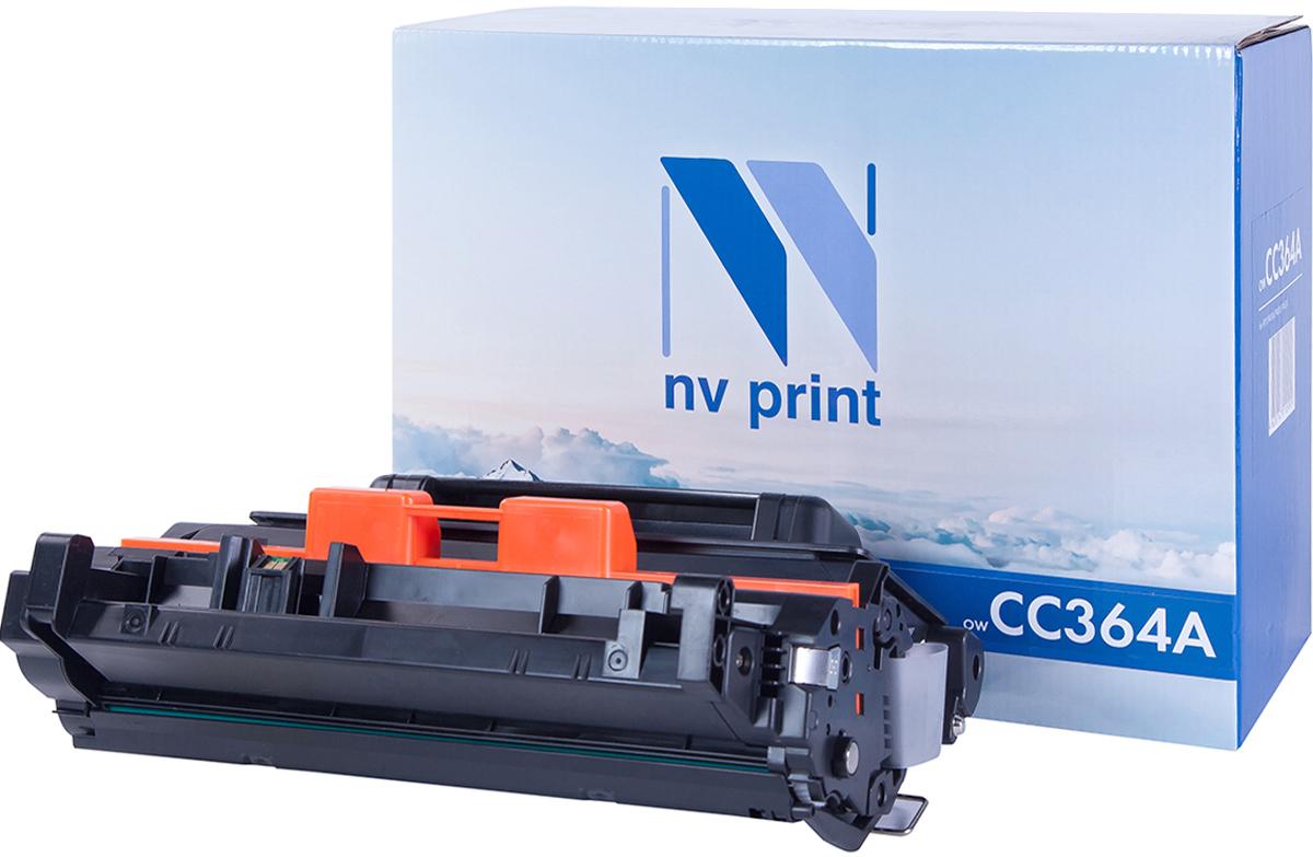 NV Print CC364A, Black тонер-картридж для HP LaserJet Р4015/P4515NV-CC364AСовместимый лазерный картридж NV Print CC364A для печатающих устройств HP - это альтернатива приобретению оригинальных расходных материалов. При этом качество печати остается высоким. Картридж обеспечивает повышенную чёткость чёрного текста и плавность переходов оттенков серого цвета и полутонов, позволяет отображать мельчайшие детали изображения.Лазерные принтеры, копировальные аппараты и МФУ являются более выгодными в печати, чем струйные устройства, так как лазерных картриджей хватает на значительно большее количество отпечатков, чем обычных. Для печати в данном случае используются не чернила, а тонер.