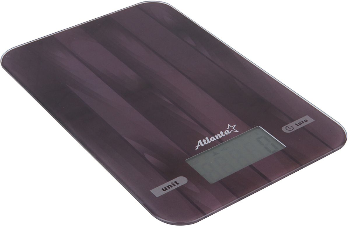 Atlanta ATH-6212, Black весы кухонныеATH-6212 blackКухонные электронные весы Atlanta ATH-6212 - незаменимые помощники современной хозяйки. Они помогут точно взвесить любые продукты и ингредиенты. Кроме того, позволят людям, соблюдающим диету, контролировать количество съедаемой пищи и размеры порций. Предназначены для взвешивания продуктов с точностью измерения 1 грамм.