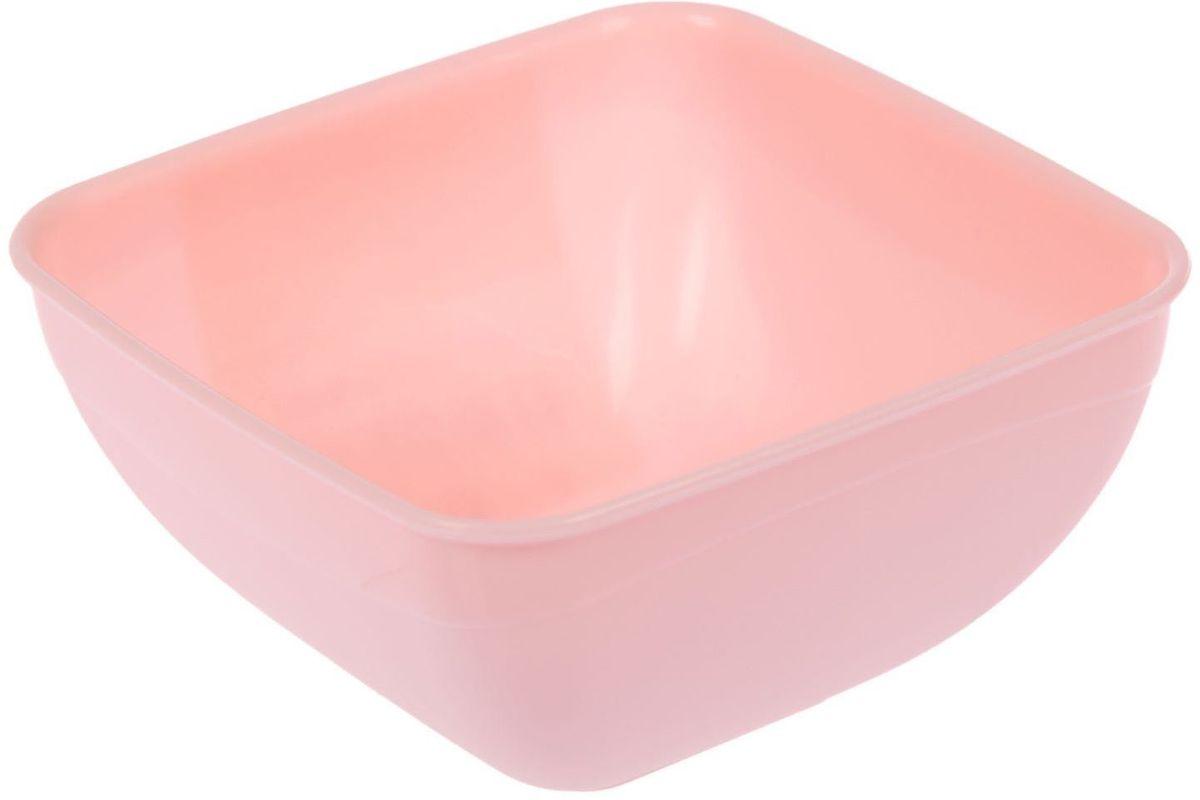 Салатник Fimako, цвет: персиковый, 500 мл2277847Салатник Fimakoвыполнен из прочного пищевого пластика. Изделие отлично подойдет как для холодных, так и для горячих блюд. Его удобно использовать дома или на даче, брать с собой на пикники и в поездки. Отличный вариант для детских праздников. Такой салатник не разобьется и будет служить вам долгое время. С посудой и кухонной утварью Fimako приготовление еды и сервировка стола превратятся в настоящий праздник.