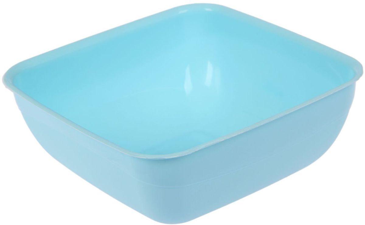 Салатник Fimako, цвет: морская волна, 1,25 л2331343Салатник Fimakoвыполнен из прочного пищевого пластика. Изделие отлично подойдет как для холодных, так и для горячих блюд. Его удобно использовать дома или на даче, брать с собой на пикники и в поездки. Отличный вариант для детских праздников. Такой салатник не разобьется и будет служить вам долгое время.С посудой и кухонной утварью Fimako приготовление еды и сервировка стола превратятся в настоящий праздник.