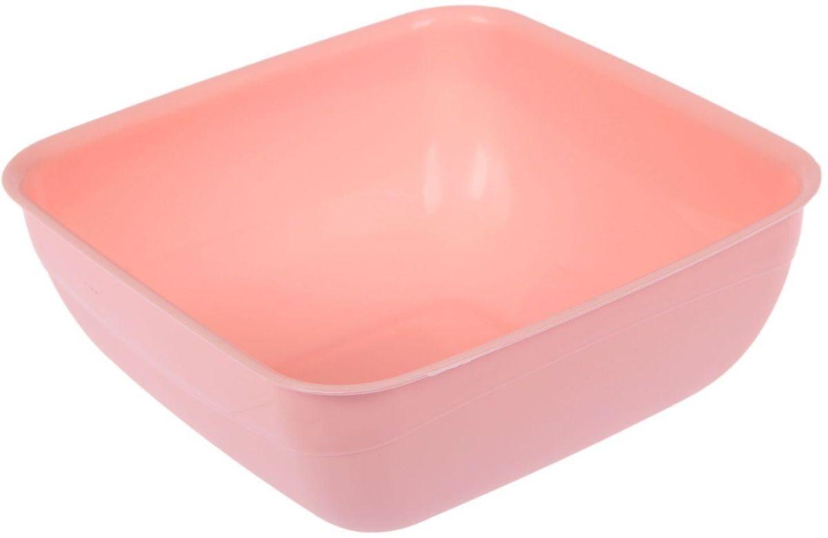 Салатник Fimako, цвет: персиковый, 1,25 л2331344Салатник Fimakoвыполнен из прочного пищевого пластика. Изделие отлично подойдет как для холодных, так и для горячих блюд. Его удобно использовать дома или на даче, брать с собой на пикники и в поездки. Отличный вариант для детских праздников. Такой салатник не разобьется и будет служить вам долгое время.С посудой и кухонной утварью Fimako приготовление еды и сервировка стола превратятся в настоящий праздник.