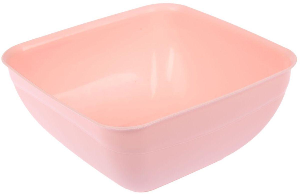 Салатник Fimako, цвет: персиковый, 3 л2331350Салатник Fimakoвыполнен из прочного пищевого пластика. Изделие отлично подойдет как для холодных, так и для горячих блюд. Его удобно использовать дома или на даче, брать с собой на пикники и в поездки. Отличный вариант для детских праздников. Такой салатник не разобьется и будет служить вам долгое время.С посудой и кухонной утварью Fimako приготовление еды и сервировка стола превратятся в настоящий праздник.