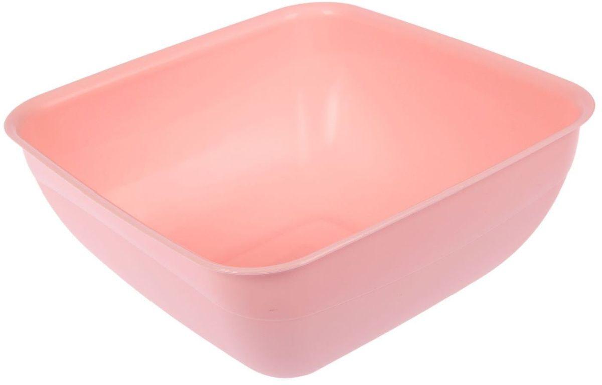 Салатник Fimako, цвет: персиковый, 5 л2331353Салатник Fimakoвыполнен из прочного пищевого пластика. Изделие отлично подойдет как для холодных, так и для горячих блюд. Его удобно использовать дома или на даче, брать с собой на пикники и в поездки. Отличный вариант для детских праздников. Такой салатник не разобьется и будет служить вам долгое время.С посудой и кухонной утварью Fimako приготовление еды и сервировка стола превратятся в настоящий праздник.
