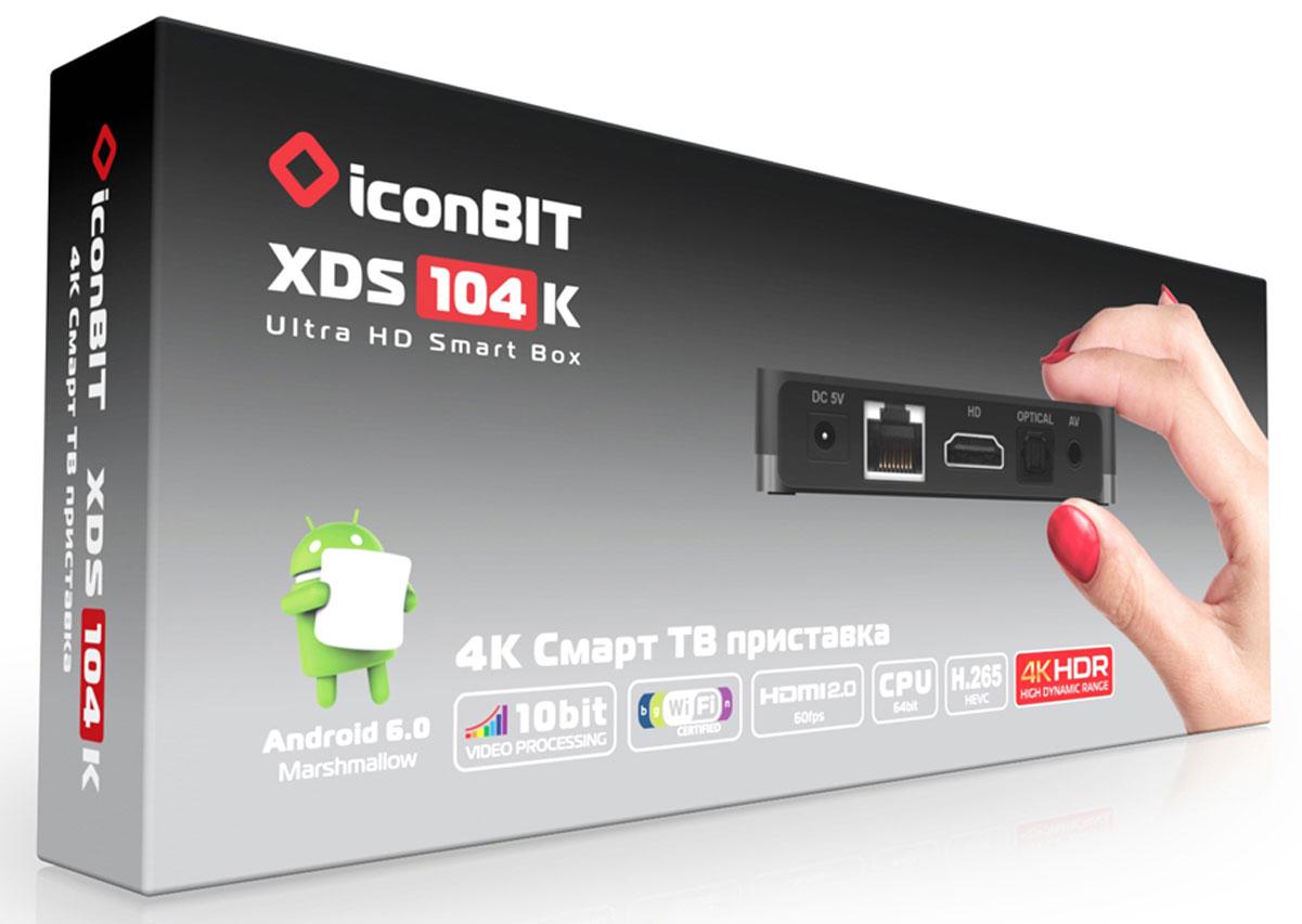 iconBIT XDS104Kмедиаплеер IconBIT